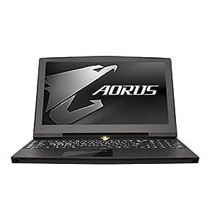 Aorus X5S V5-CF1 15.6-Inch Gaming Laptop (Intel Core i7 6700HQ, 16 GB DDR4 RAM, 1 TB HDD Plus 256 GB SSD, NVIDIA GeForce GTX 980M 8 GB GDDR5 Graphics Card, Windows 10)