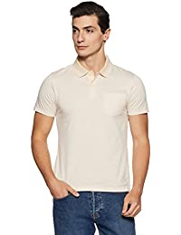 Arrow Men's Plain Regular Fit T-Shirt