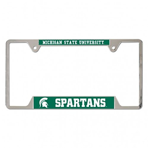 Michigan State Spartans Metall Nummernschild Rahmen