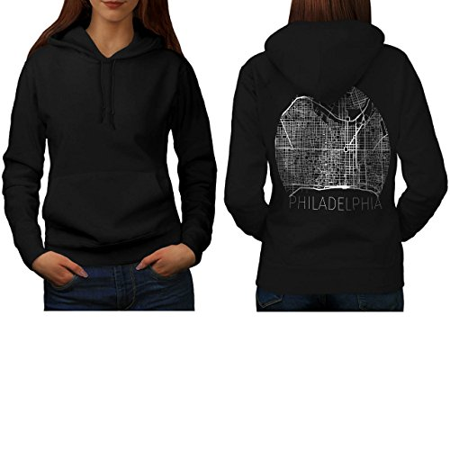 america-philadelphia-city-map-women-new-black-l-hoodie-back-wellcoda