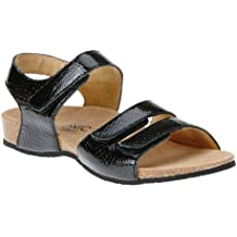 Orthaheel - Sandalias de vestir para mujer negro negro 3