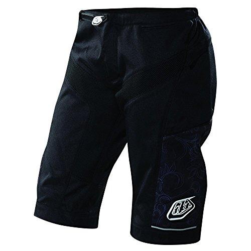 Troy Lee Designs, Pantaloni corti Unisex adulto Moto, Nero (Schwarz), XL