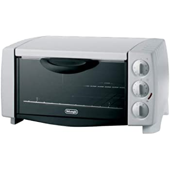 De'Longhi EO1200W Mini Oven with Pizza Bulge  1.4 Kilowatt