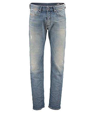 "Diesel Herren Jeans ""Buster 0845F"" Regular Fit blue (82) 34/34"