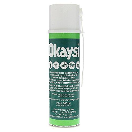 OKAYSI Insektenspray 500 ml