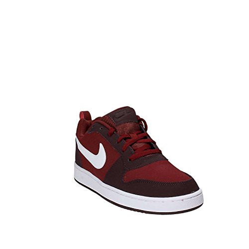 4% OFF on Nike Men s Court Borough Low Maroon Sneakers on Amazon ... cd343d458
