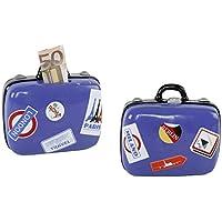 Preisvergleich für Spardose Koffer - tolle Verpackung für Geldgeschenke oder als Reisespardose / Reise Sparschwein