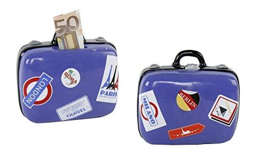 Spardose Koffer Tolle Verpackung Fur Geldgeschenke Oder Als