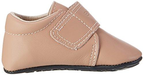 EN FANT Baby Mädchen Velcro Slippers Krabbel-& Hausschuhe Pink (Blush)