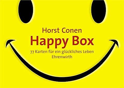 Happy-Box: 77 Karten für ein glückliches Leben (Ehrenwirth Sachbuch)