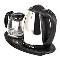 Orbit kettle with teapot - anhita