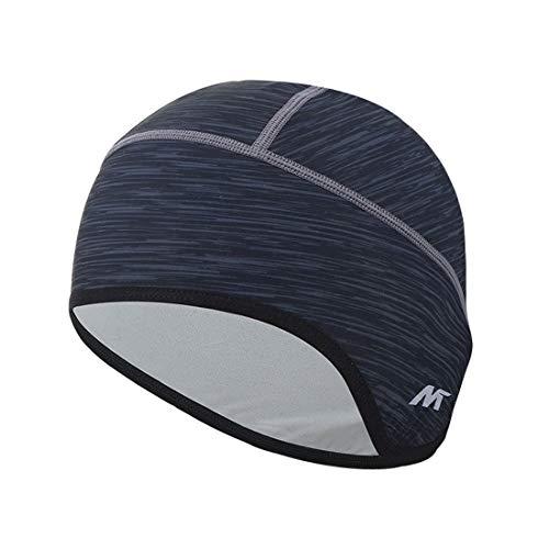MYSENLAN Mütze unter Helm Fahrrad Mütze Bike Cap Radfahren Sports Skull Cap für Herren und Damen