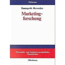 Marketingforschung (WiSorium - Wirtschafts- und Sozialwissenschaftliches Repetitorium)