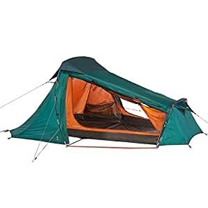Quechua Waterproof Backpacking Camping Tent Forclaz 2, 2 Man