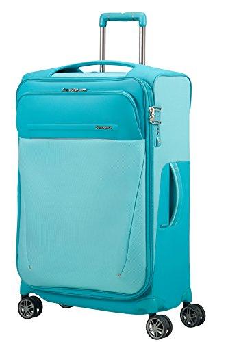 Samsonite B-Lite Icon Maleta expandible, 83 L, 2.6 kg, Azul