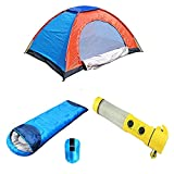 Shopper52 Camping Tent Portable Foldable Tent for Picnic/Hiking/Trekking Tent Dome Tent 6 Person
