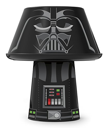 Disney Star Wars Darth Vader Stacking Meal Set (Red/Black)