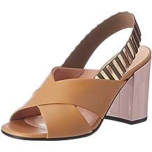 Pollini W.Sandal amazon-shoes marroni Estate Profesional De Descuento Estilo De Moda La Venta SFUr5mqjGs