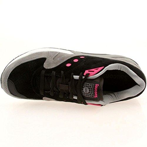 Saucony Originals G9 Control, Chaussures Homme noir/gris