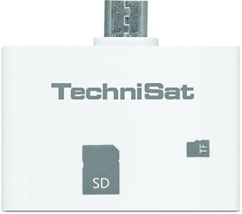TechniSat USB OTG Kartenleser für Android-Geräte