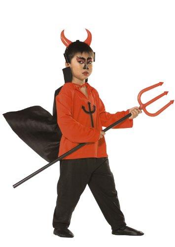 Preisvergleich Produktbild Cesar–G910–001–Kostüm–Teufel mit Zubehör