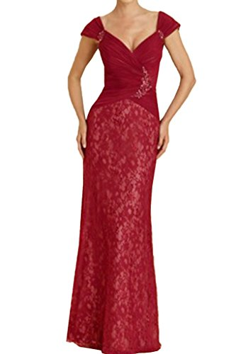 Promgirl House - Robe - Crayon - Femme Rouge - Rouge