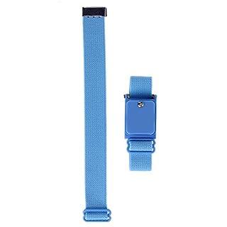 Amazingdeal365 schnurlose drahtlose antistatische ESD Entladung Kabel Band Handgelenk Slim Strap mit Ersatzband (1 Stueck)
