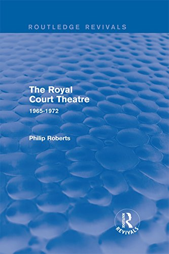 Descargar Libros En The Royal Court Theatre (Routledge Revivals): 1965-1972 Fariña Epub