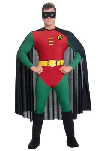 Erwachsenen-Kostüm Robin - Größe L