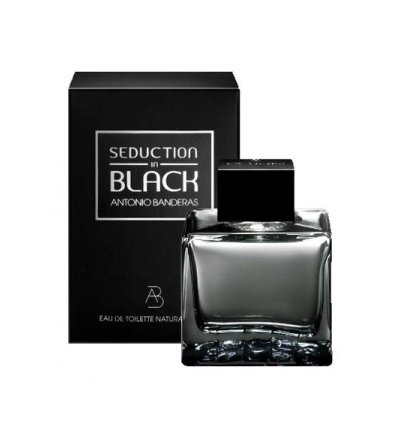 Antonio Banderas Seduction in Black Eau De Toilette 100 ml (man)