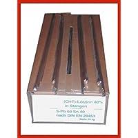 Stannol 0007691800010 - Estaño de soldar (250 g)
