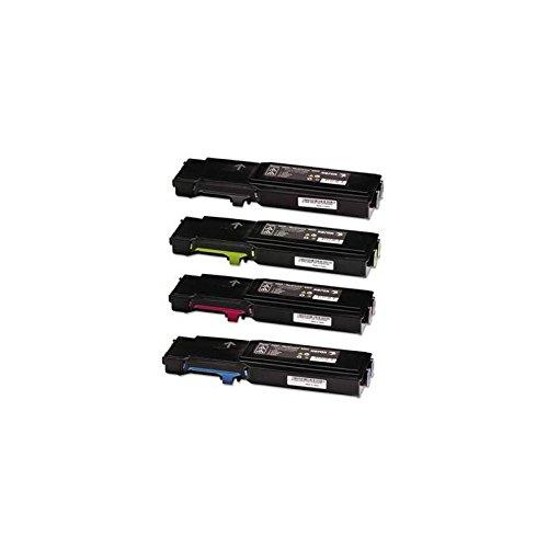 KIT 4 Toner Compatibili Per Xerox Phaser 6600 WorkCentre 6605V/DN WorkCentre 6605V/N