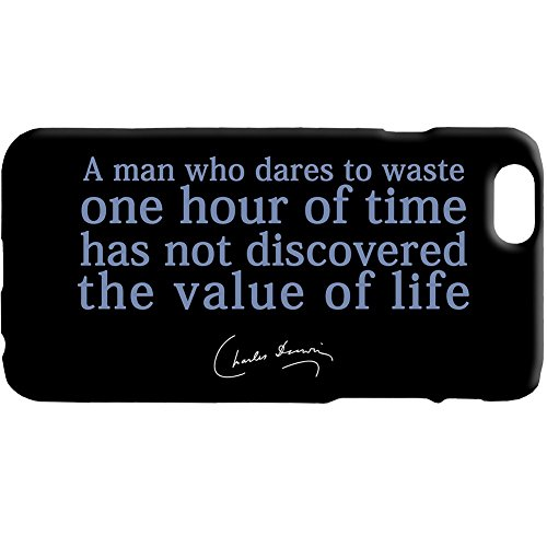A man who - Charles Darwin iPhone 6 - 3D Full-Wrap Case -