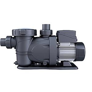 Manufacturas Gré Gre PP151 - Pompa di filtrazione per Piscina, 1100 W, 22000 l/h