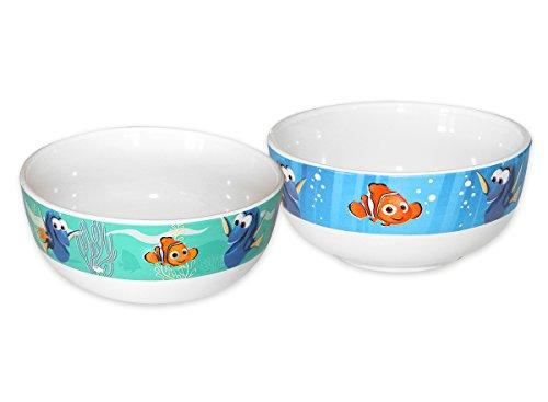 Set de bols à céréales Le monde de Dory - Dory & Nemo