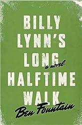Billy Lynn's Long Halftime Walk (Center Point Platinum Fiction (Large Print))