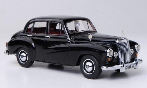 daimler-conquest-nero-rhd-1953-modello-di-automobile-modello-prefabbricato-neo-143-modello-esclusiva