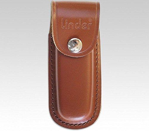 Taschenmesser-Etui braun CLIP