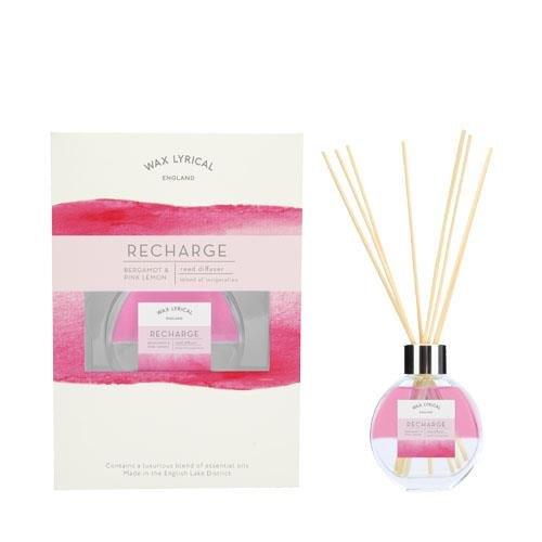Wax Lyrical Equilibrium 2 tons Diffuseur de parfum 100 ml recharge parfum d'ambiance