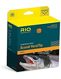 Rio Scandi Short Versitip #5 33Ft. 320Gr. Straw by RIO