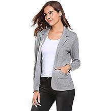 Suchergebnis Auf Amazonde Für Damen Blazer Sportlich Elegant