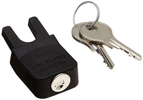 Racktime Schloss Secure-it, schwarz, One Size