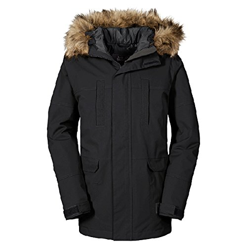 Jack Wolfskin TRAVIS WINTER PARKA black