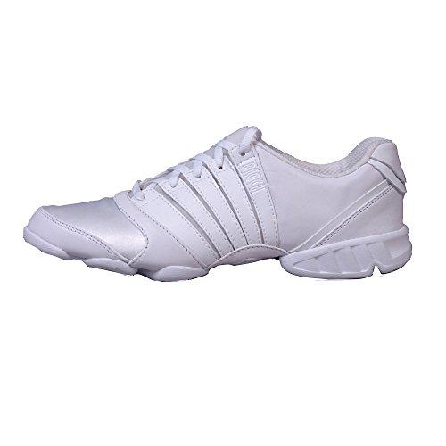 SO514 Bloch Trinity Tanz Sneaker Weiss EU 39 UK 6 US 9