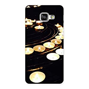 Neo World Diyas Back Case Cover for Galaxy A3 2016