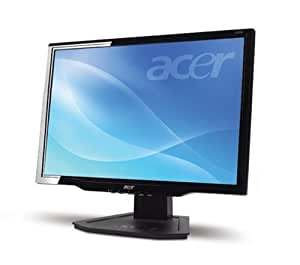 "Acer X222W 22"" Widescreen TFT Monitor 5ms 2500:1 Contrast Ratio"