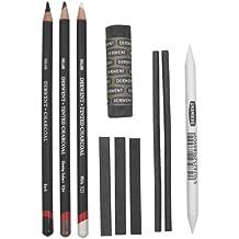 Derwent - Set de dibujo a carboncillo