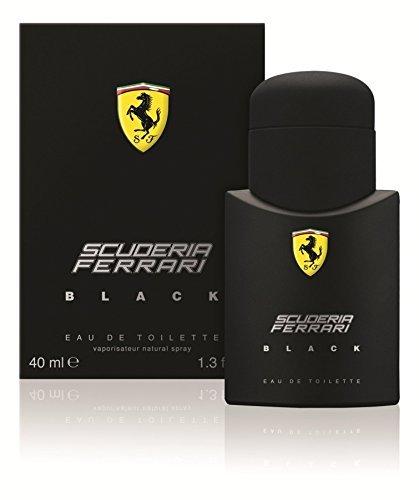 Ferrari 2.5 Ounce Edt (Ferrari schwarz von Ferrari EDT Spray 2,5oz)