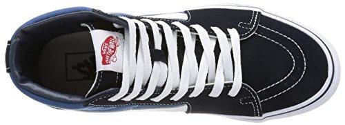 Vans Sk8-Hi, Sneakers Alti Unisex Adulto Blu (Navy)