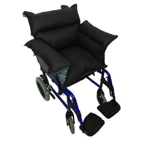 Queraltó - Cubresilla acolchado Saniluxe T/L silla